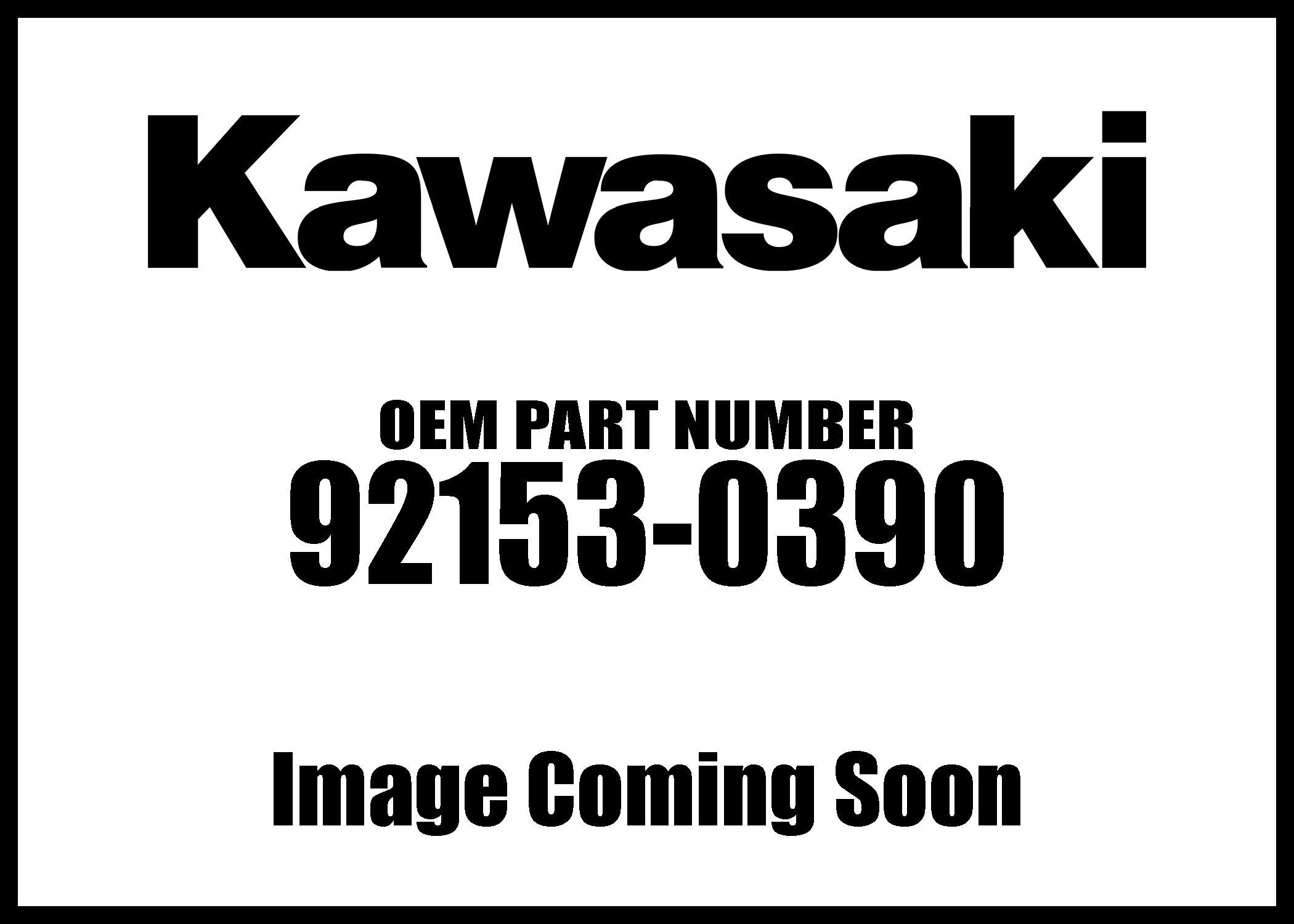 Kawasaki 2004-2010 Vulcan 2000 12X237 Flanged Bolt 92153