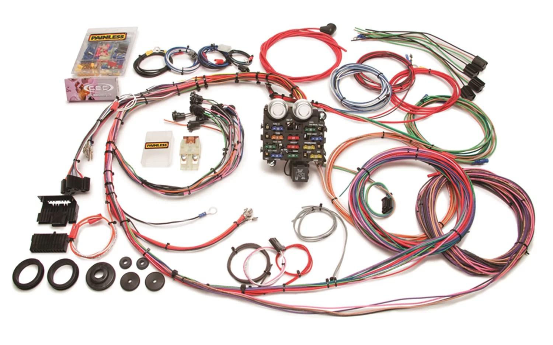medium resolution of painless performance 20101 pan20101 hrns 18 circuit camaro 67 6 hella fuse box painless 20101 fuse