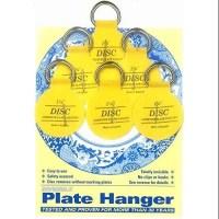 Flatirons Disc Adhesive Plate Hanger Set (6 - 1.25 Inch ...