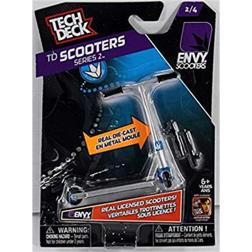 Tech Deck Scooters Series 2 Envy Scooters 24