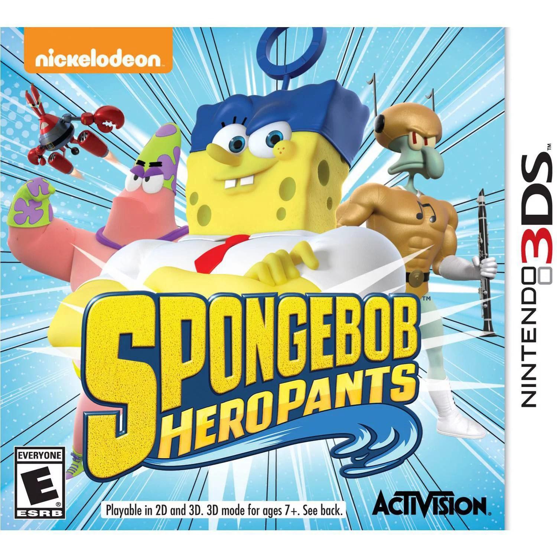 spongebob hero pants the