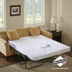 Waterproof Mattress Pad For Sofa Bed Chesterfield Buy Uk Holden With 3m Moisture Management