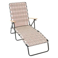 Folding Chaise Lounge Chair Walmart X3 Office Rio Brands Deluxe Web Com