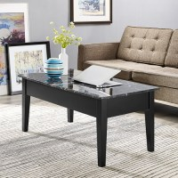 Dorel Living Faux Marble Lift Top Coffee Table - Walmart.com