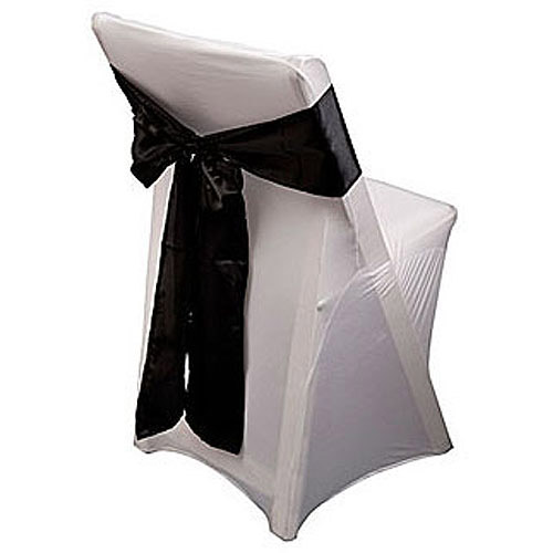 patio chair slipcovers hover round chairs satin sash 10-pack - walmart.com