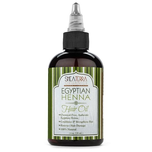 hair oil egyptian henna shea