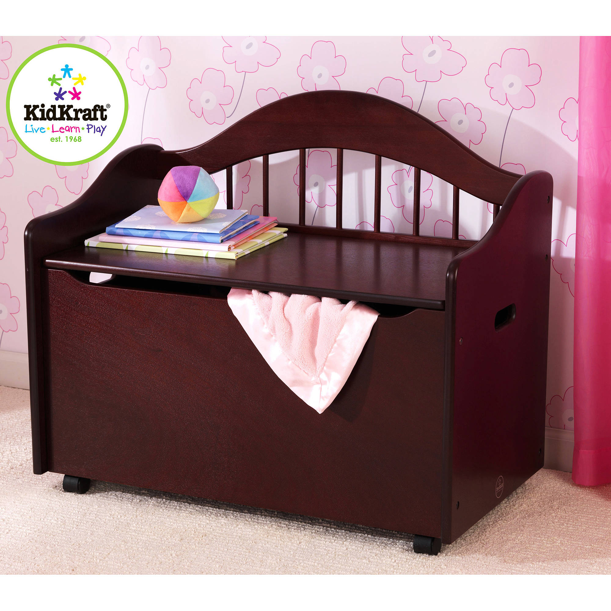 Kidkraft Limited Edition Toy Box Multiple Colors