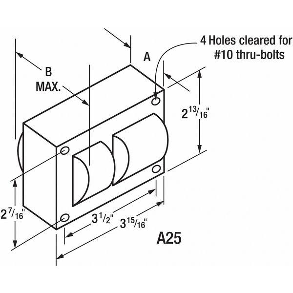 PHILIPS ADVANCE 250 W, 1 Lamp HID Ballast Kit PHILIPS