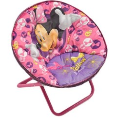 Walmart Minnie Mouse Chair Magellan Fishing Disney Saucer Chair, Available In Multiple Characters - Walmart.com