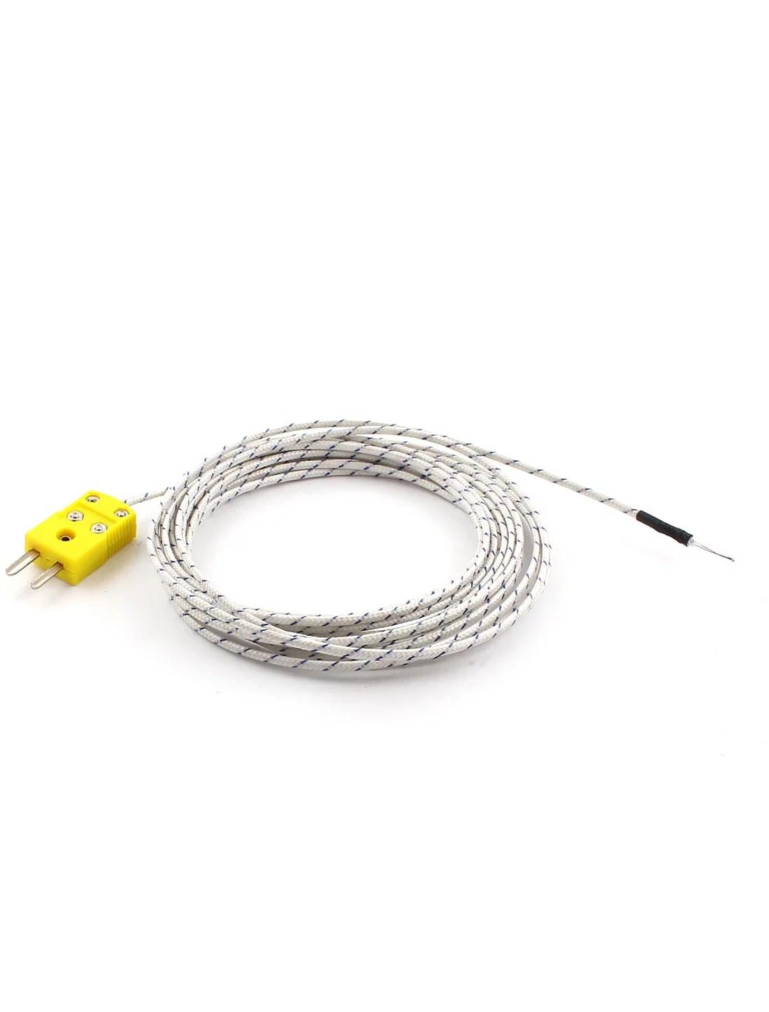 400cm Length 50c To 200c K Type Temperature Test