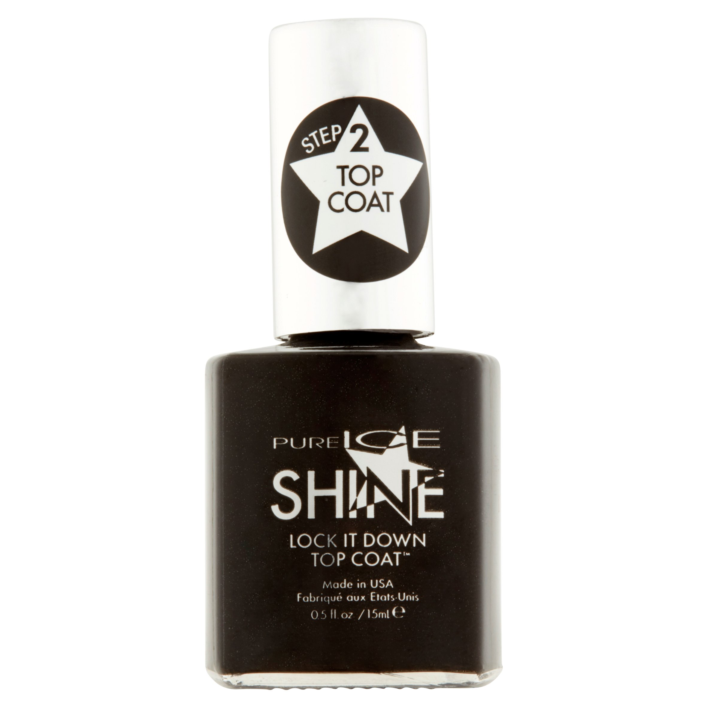 pure ice shine lock top