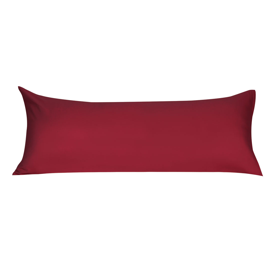 Zippered Body Pillow Case Cover Soft Microfiber Long