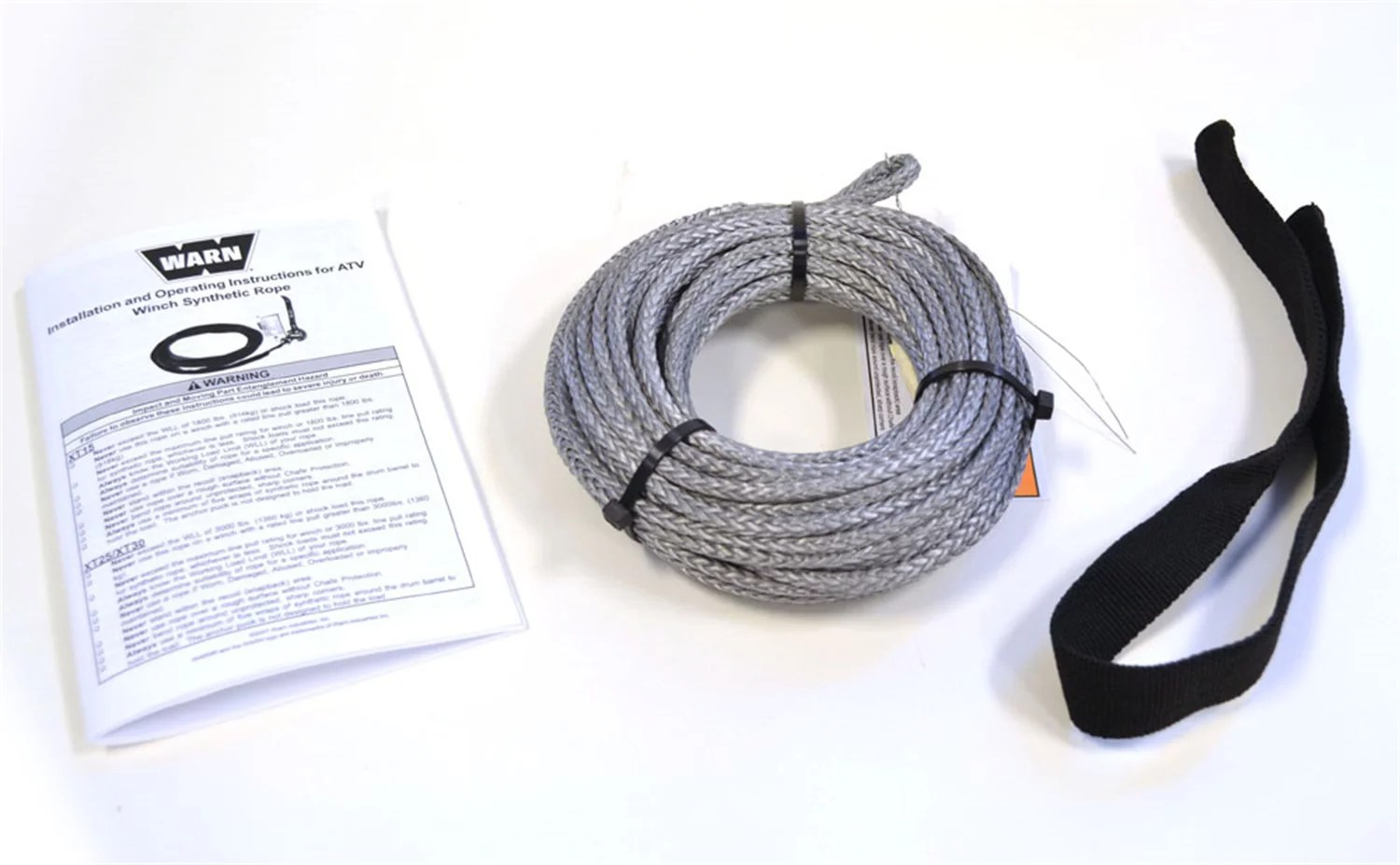 small resolution of warn 73599 winch cable walmart canada