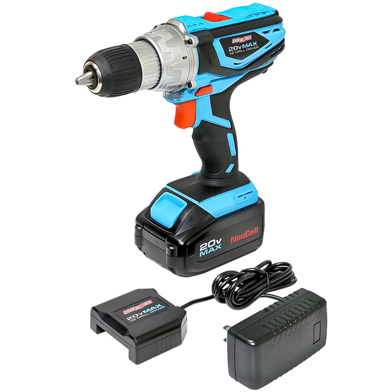 Channellock Cordless Drill