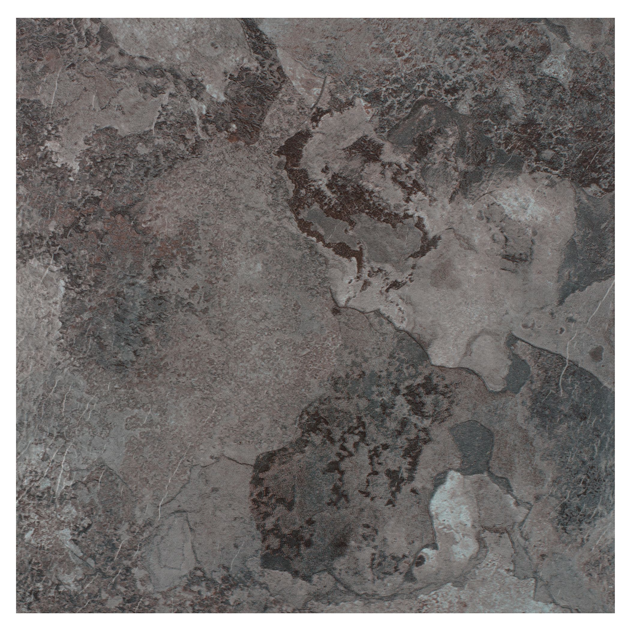 achim portfolio self adhesive vinyl floor tile 12 tiles 12 sq ft 12 x 12 midnight marble walmart com