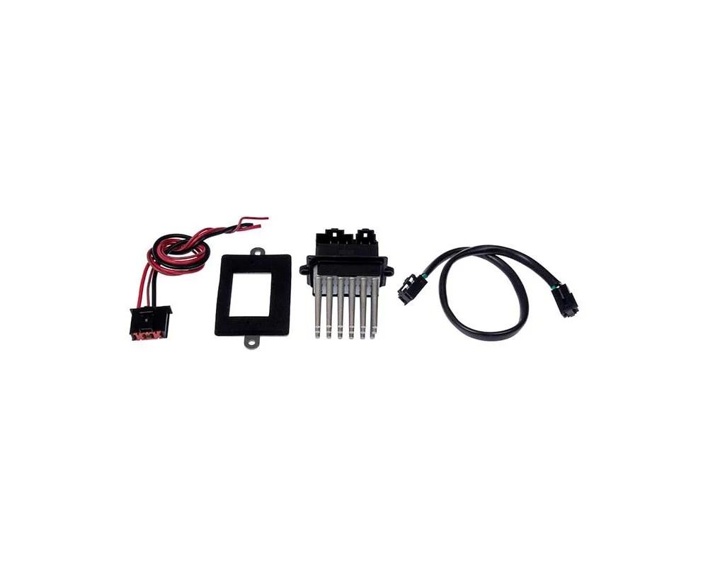 Blower Resistor Jeep Grand Cherokee