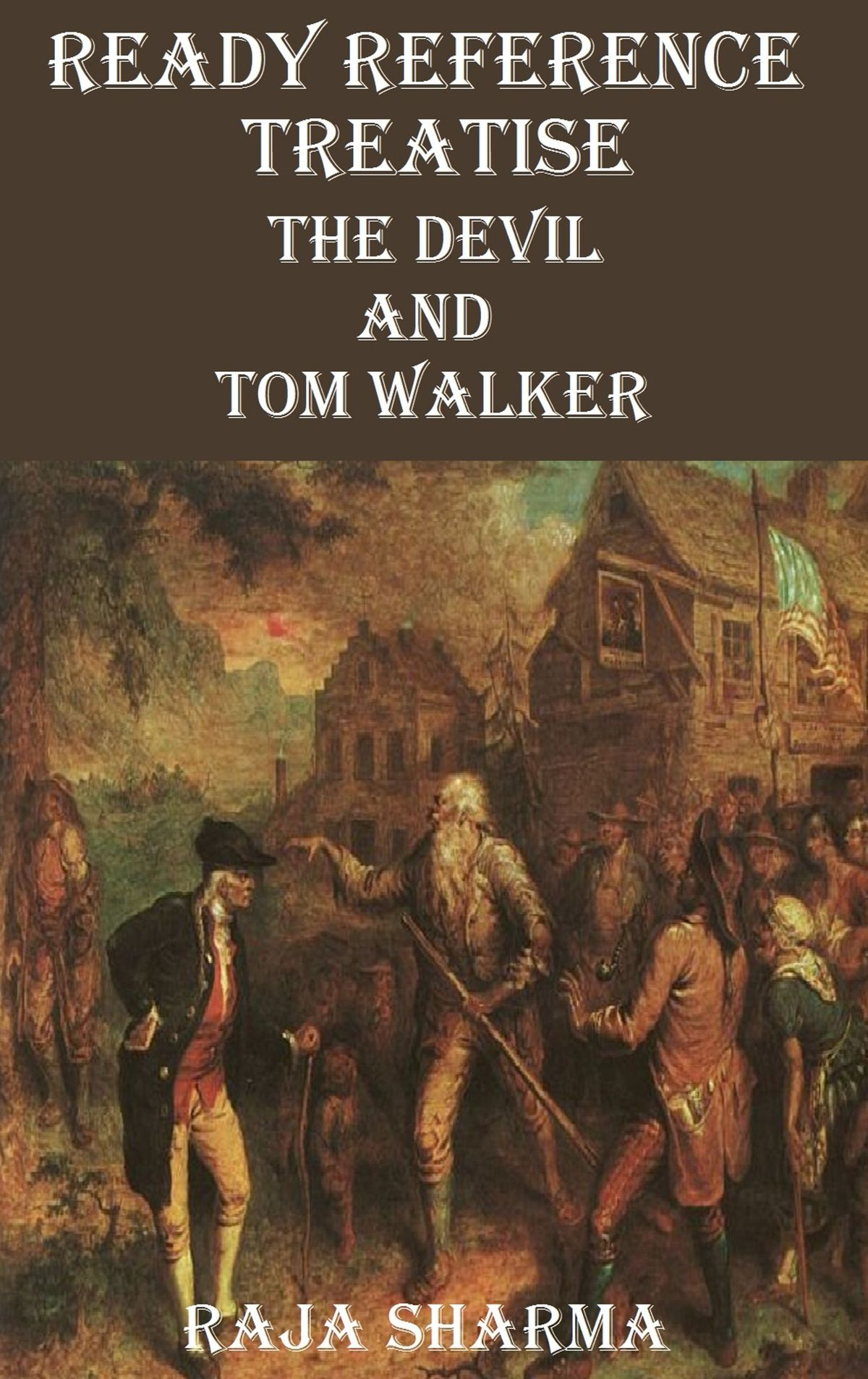 Ready Reference Treatise The Devil And Tom Walker