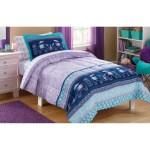 Mainstays Kids Purple Elle Boho 6 Piece Bed In A Bag Bedding Set Twinxl Walmart Com Walmart Com