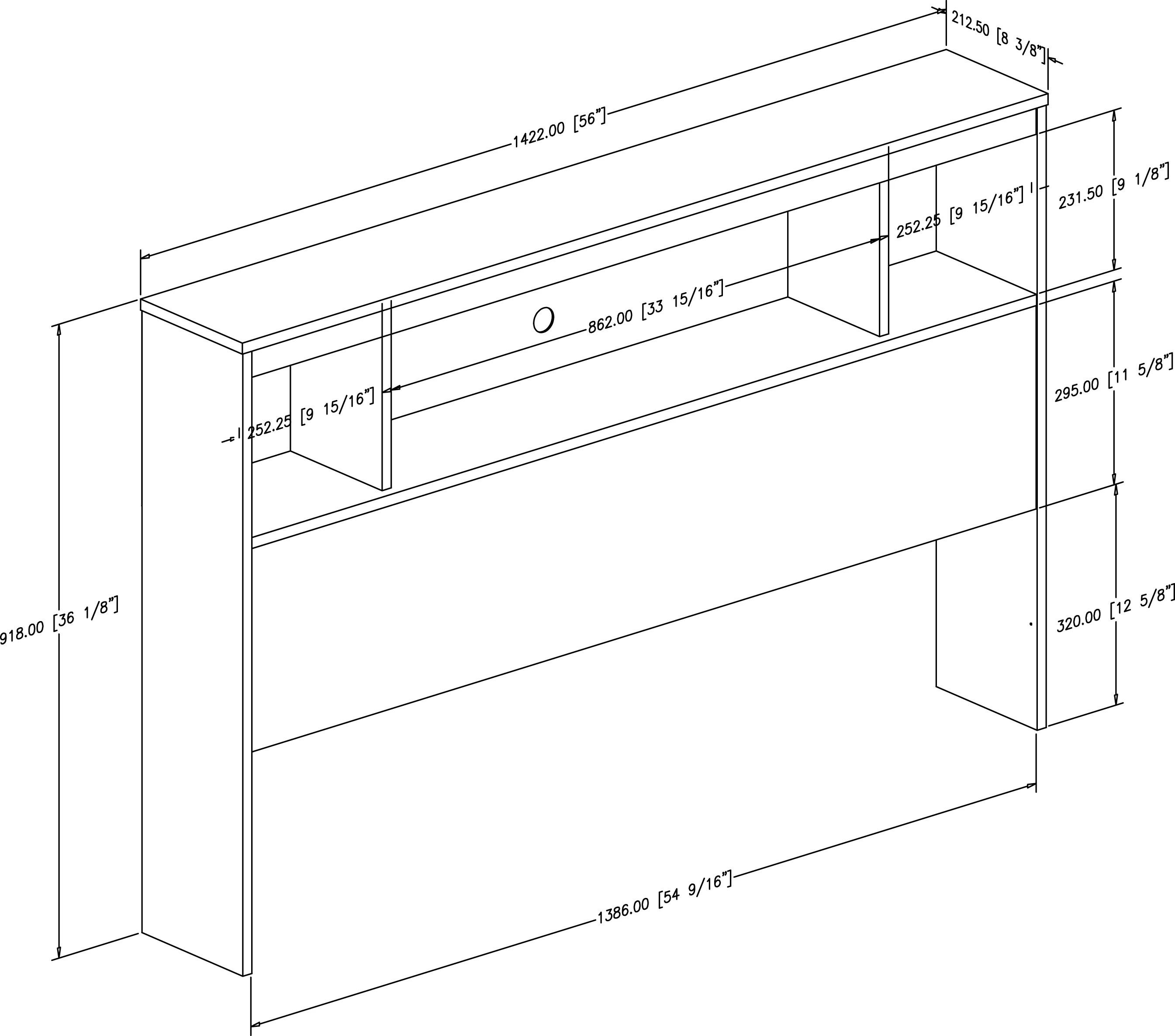Diy Bookcase Headboard Plans