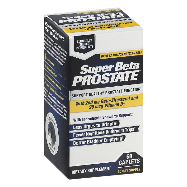 NAC Marketing Super Beta Prostate Super Beta Prostate 60 ...