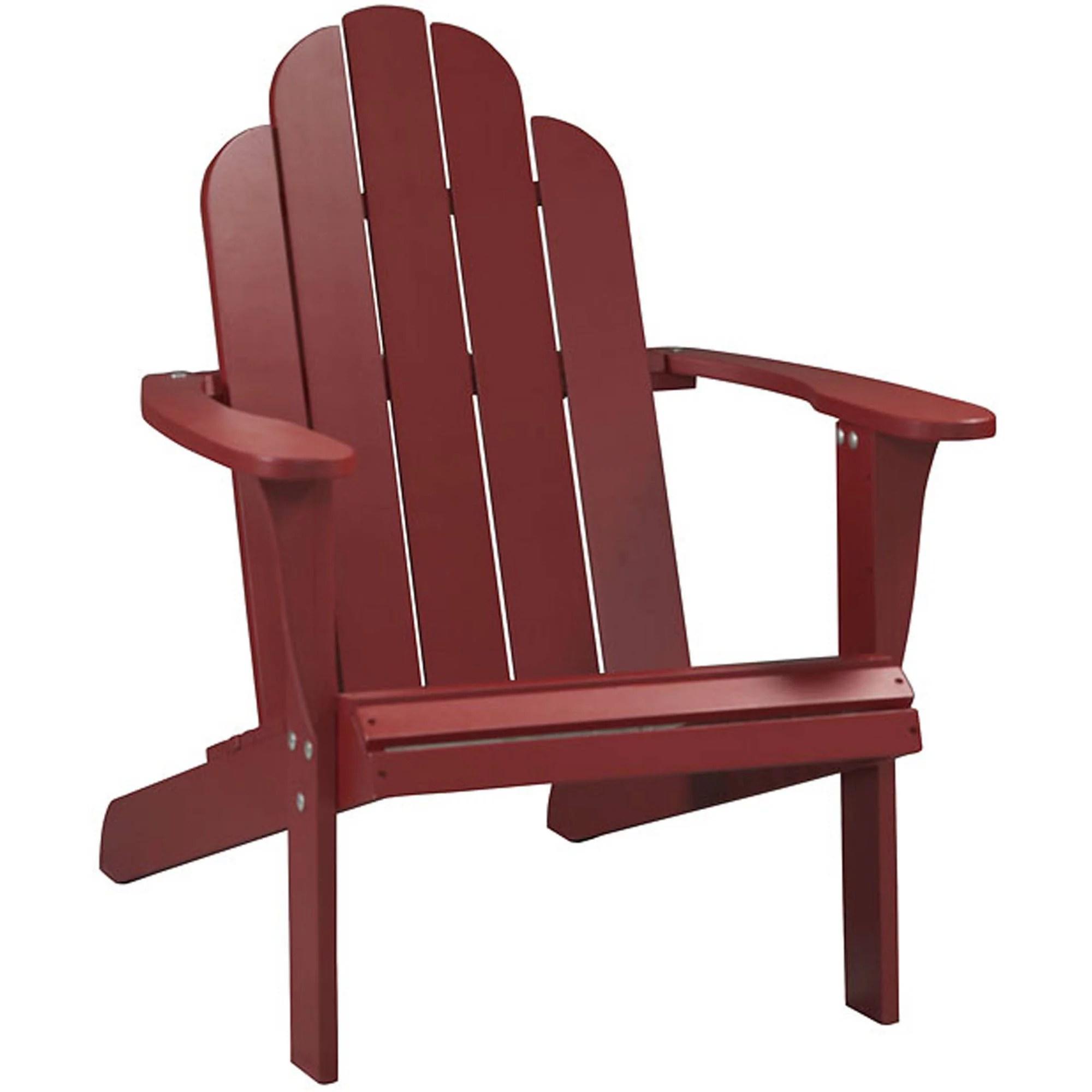KidKraft Adirondack Chair  Espresso  85  Walmartcom