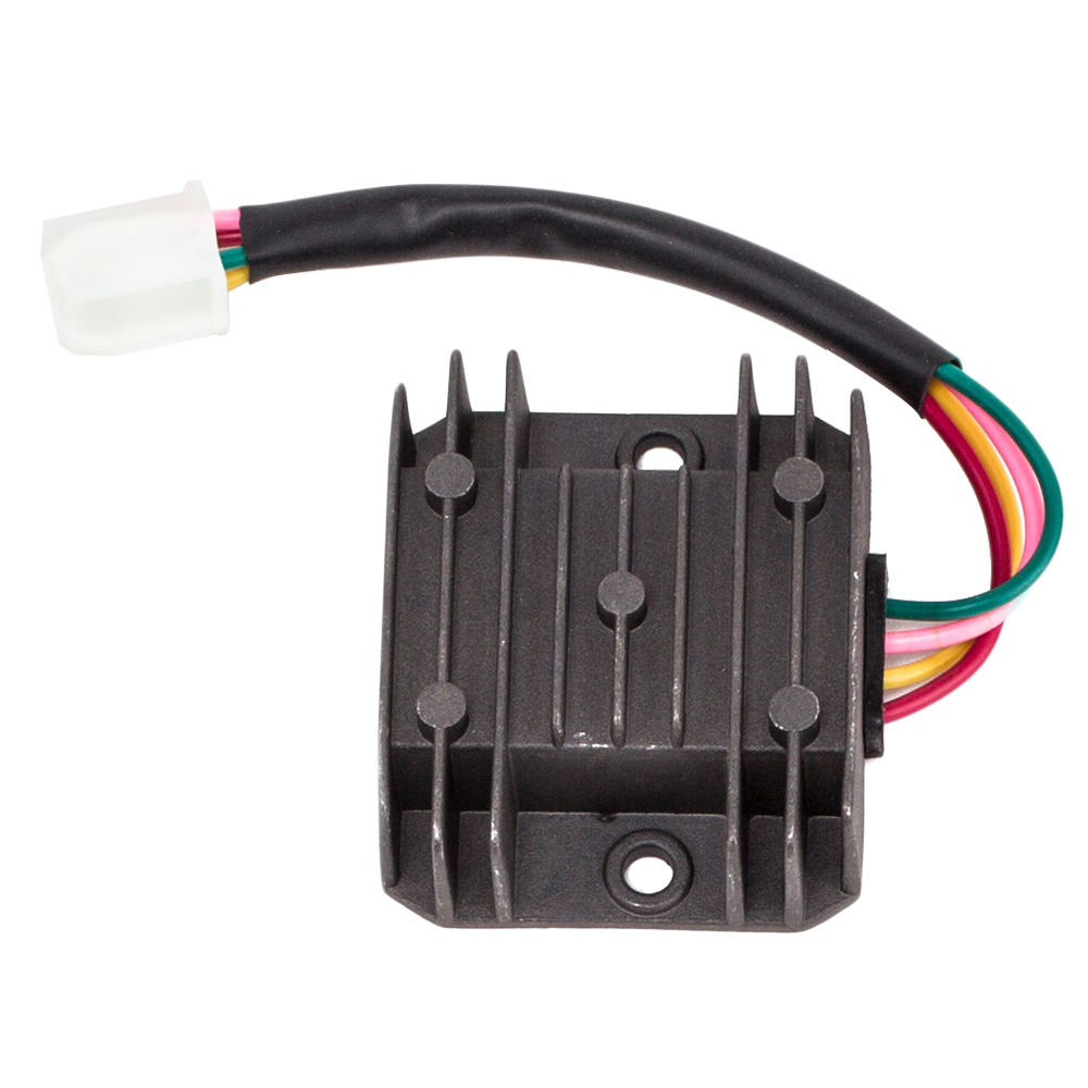 hight resolution of complete electrics wiring harness with wire loom magneto stator for gy6 125cc 150cc atv quad walmart com