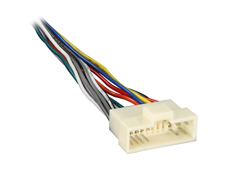 70-1003 Radio Wiring Harness For Kia 95-03 Power/4 Speaker