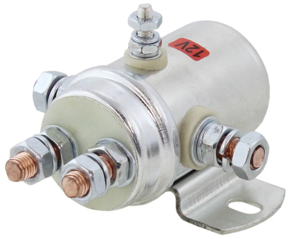 medium resolution of new warn winch motor reversing solenoid 12v 5 terminal mbj4407 mrv b 5 sbd4201 walmart com