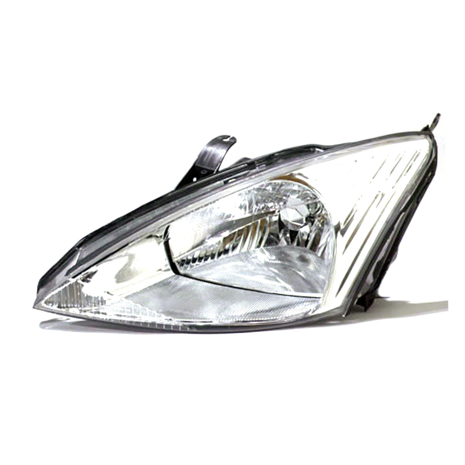 2000-2002 Ford Focus Driver Side Head Lamp W/O HID Lamp