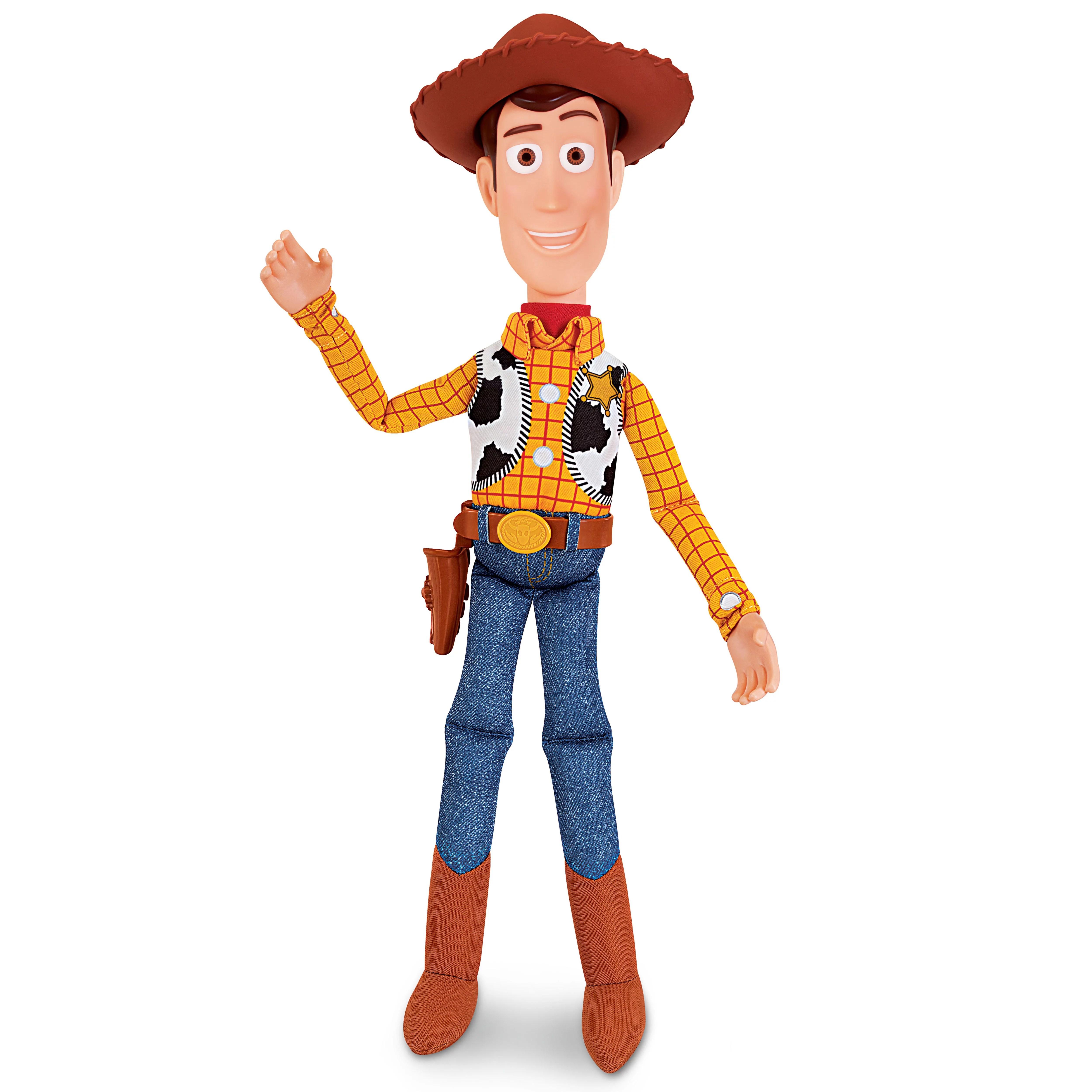 Disney Pixar Toy Story Woody Talking Action Figure