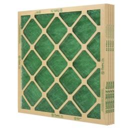 flanders 4 filters 14 x 20 x 1 precisionaire nested glass air filter walmart com [ 2000 x 2000 Pixel ]