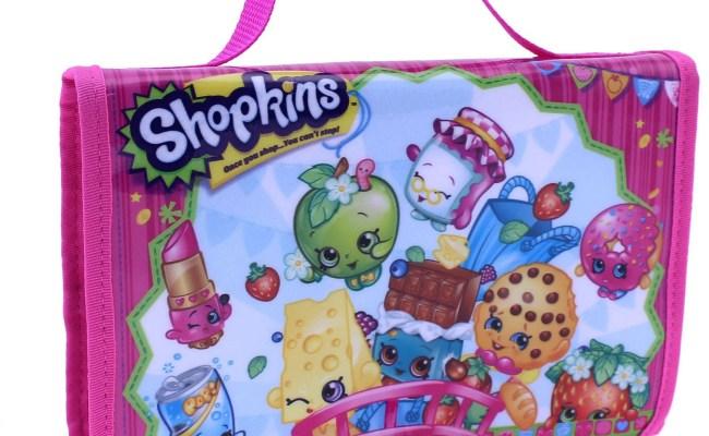 Shopkins Toy Carry Case Walmart