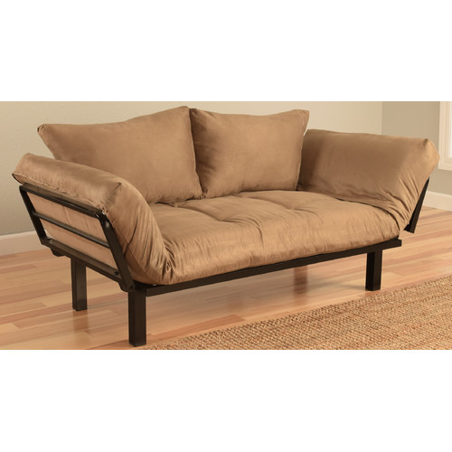 Kodiak Furniture Spacely Convertible Futon Lounger and