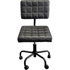 Walmart Computer Chairs Ez Posture Chair Urban Shop Rolling Quilted Black Com