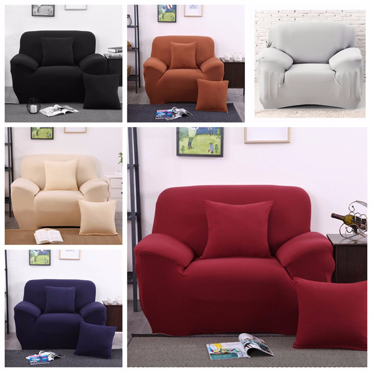 lillberg 2 seater sofa covers country set stretch slipcover 1 3 seat 433