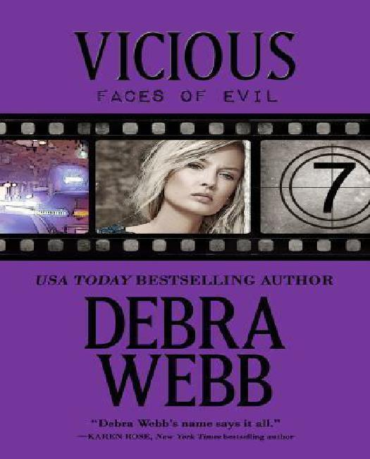 Vicious: The Faces of Evil Series: Book 7