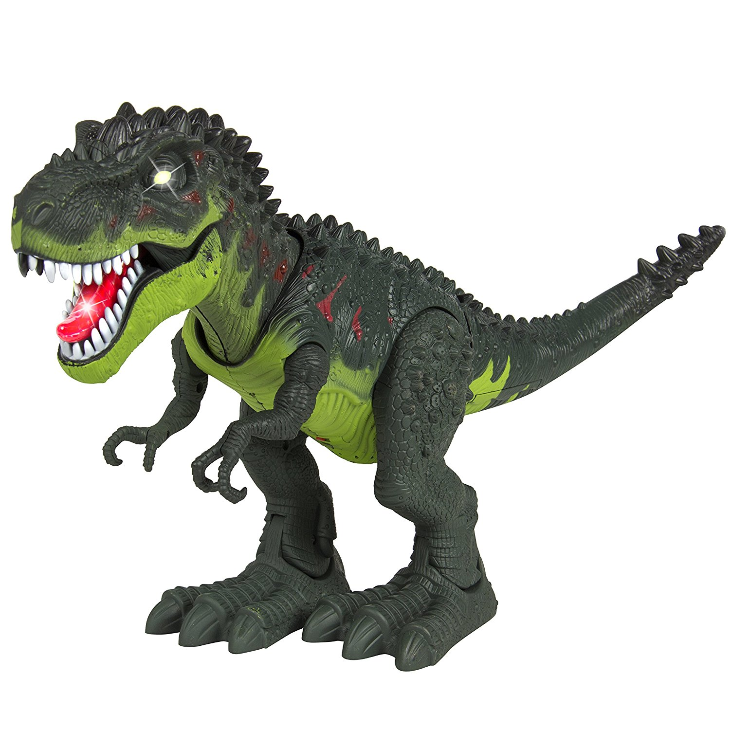 Best Choice Products Kids Battery Powered T Rex Action