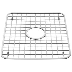 Kitchen Sink Grates Play Dishes Interdesign Gia Grid With Drain Hole Walmart Com