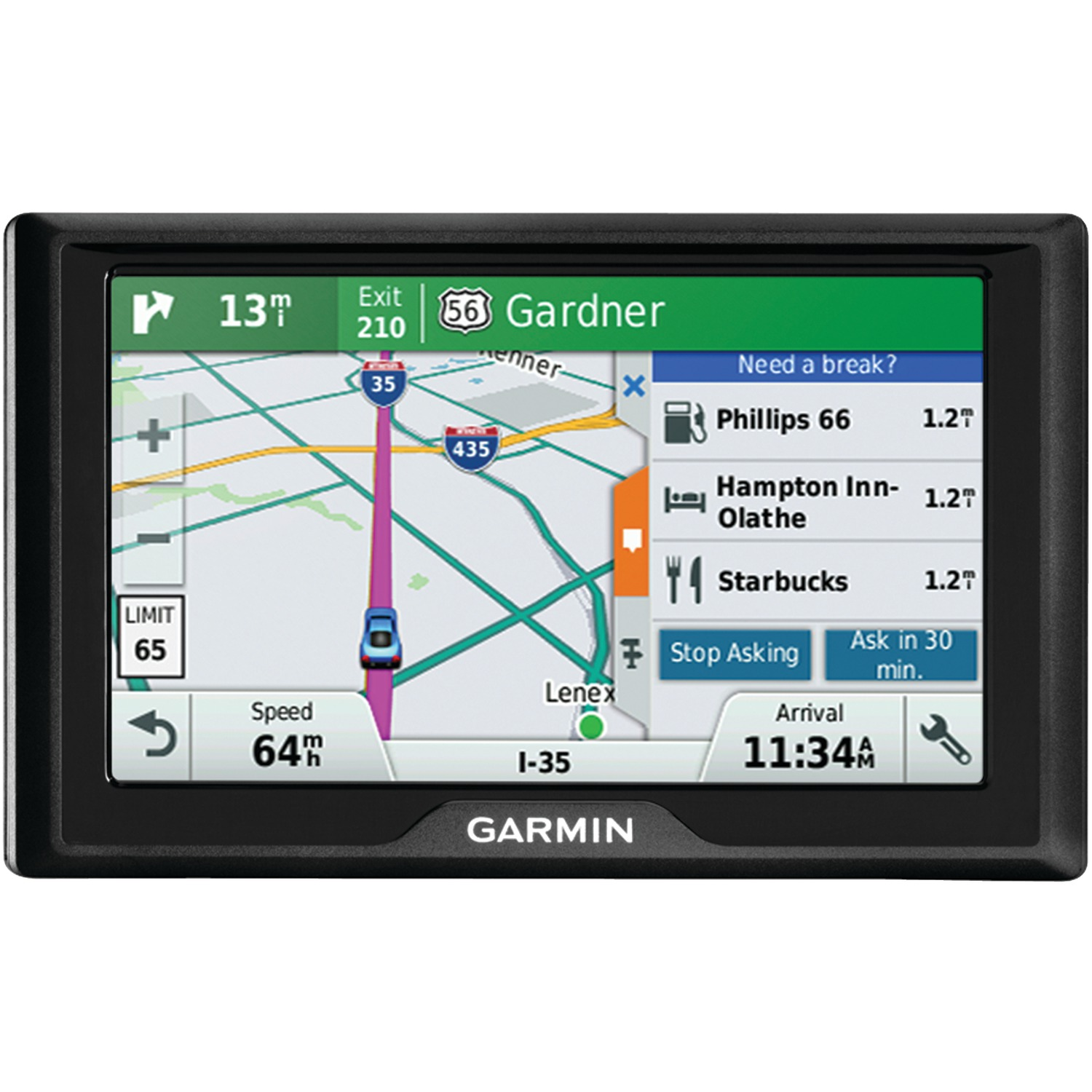hight resolution of garmin 010 01532 0c drive 50 5 gps navigator 50lm with free lifetime map updates for the us walmart com
