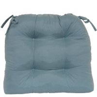 Mainstays Chair Pad, Blue - Walmart.com
