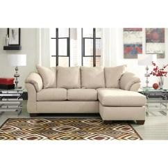 Darcy Sofa Chaise Ashley Furniture Take Away Old Signature Design By Walmart