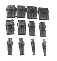 medium size waterproof terminal connector silicone sealed fuse box set for car [ 1010 x 1010 Pixel ]