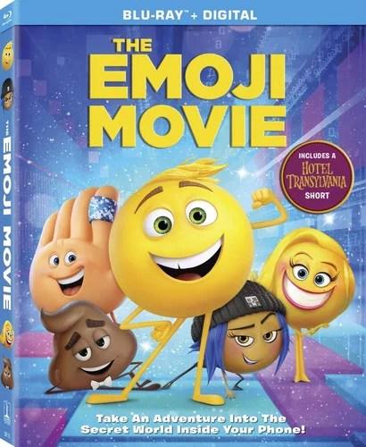 Le Monde Secret Des Emojis Streaming : monde, secret, emojis, streaming, Emoji, Movie, (Blu-ray), Walmart.com