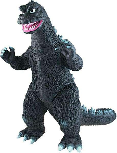 Classic Godzilla 1968 Viny Figure  Walmartcom