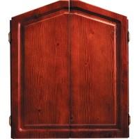 Accudart Union Jack Solid Wood Dartboard Cabinet Set ...
