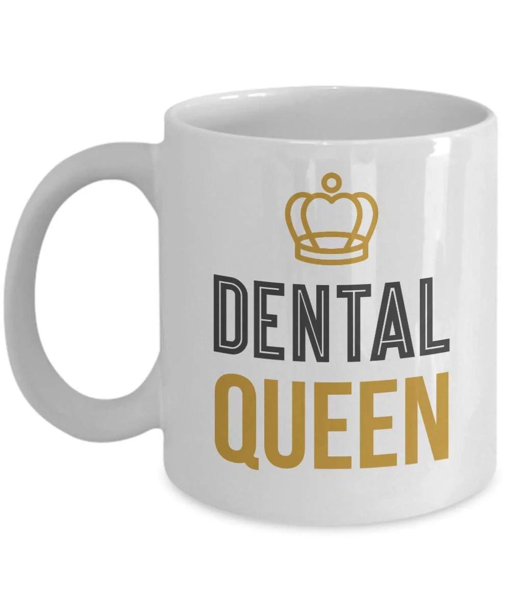 cute dental queen crown