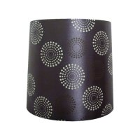Home Trends Geometric Dots Lamp Shade