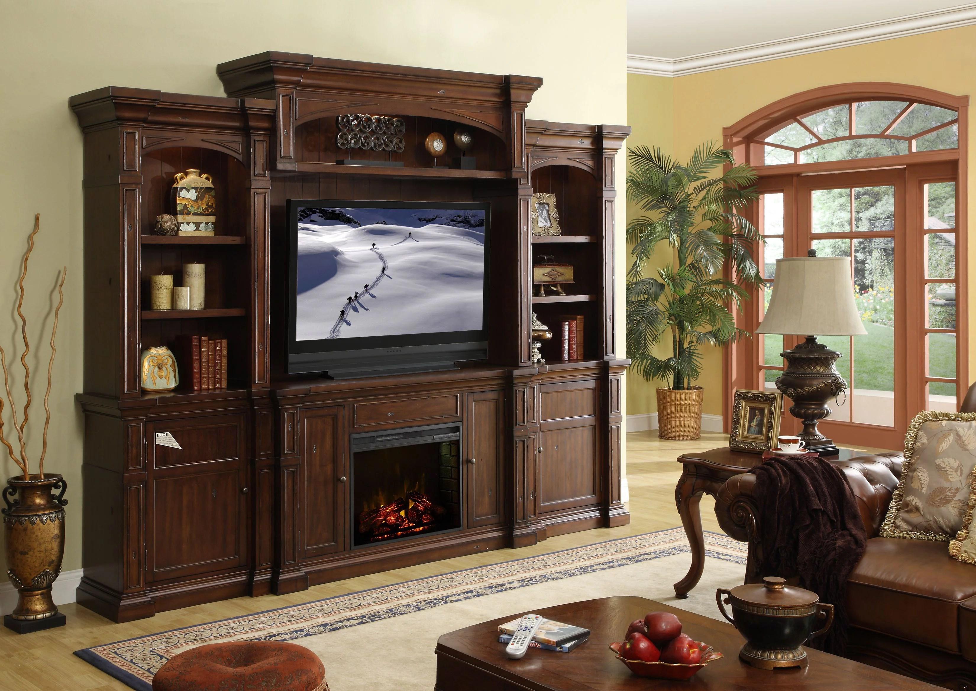home entertainment fireplace living room furniture wall unit ideas berkshire center walmart com