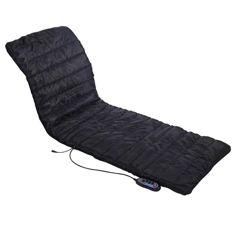 heat therapy massage cushion improving double sided vibration massage cushion