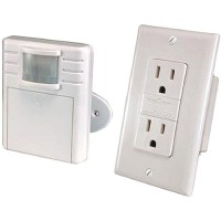 Heath Zenith Lighting Control 150 Degree Motion Sensor and ...